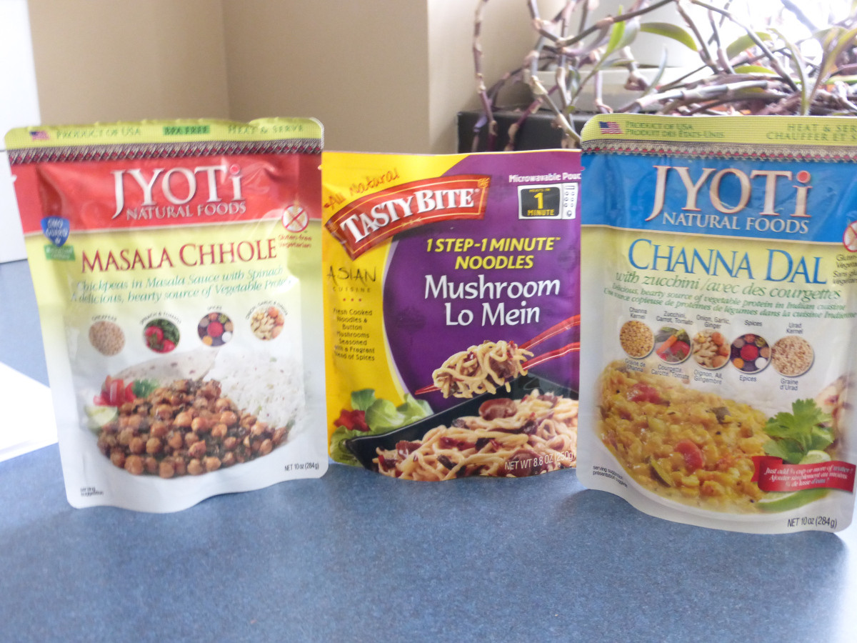 Healthy Non Refrigerated Snacks  All Natural Ve arian Non Refrigerated Convenience Foods