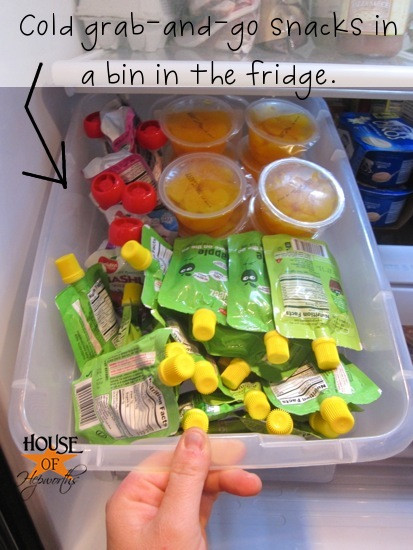 Healthy Non Refrigerated Snacks  Organizing 101 Organizing School Lunches gluten free