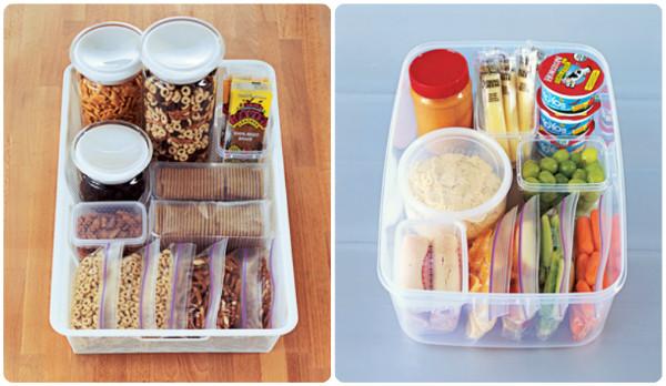 Healthy Non Refrigerated Snacks  June 2012