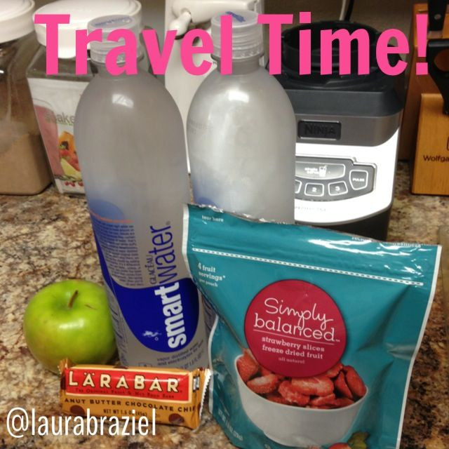 Healthy Non Refrigerated Snacks  Non Refrigerated Travel Snack Ideas