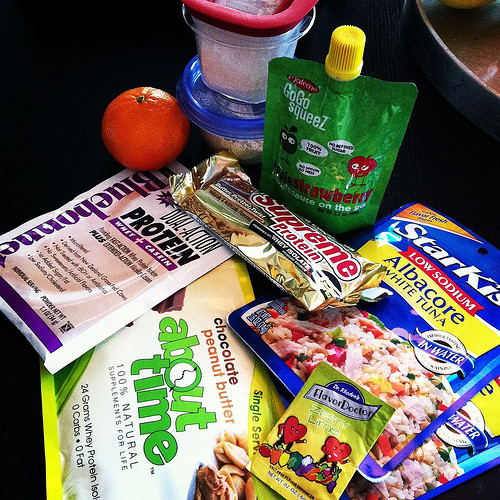Healthy Non Refrigerated Snacks  Healthy Traveling Food BYOP