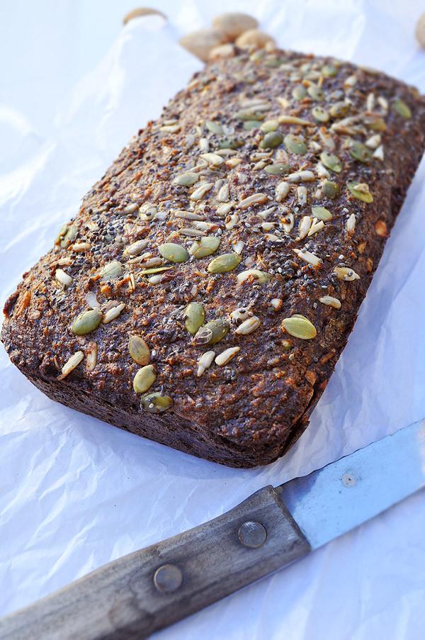 Healthy Nut Bread Recipe  Healthy Nut Bread Recipe