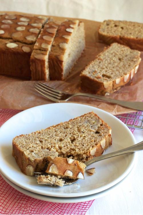Healthy Nut Bread Recipe  Banana Nut Bread Recipe Healthy Sugar Free Snack or