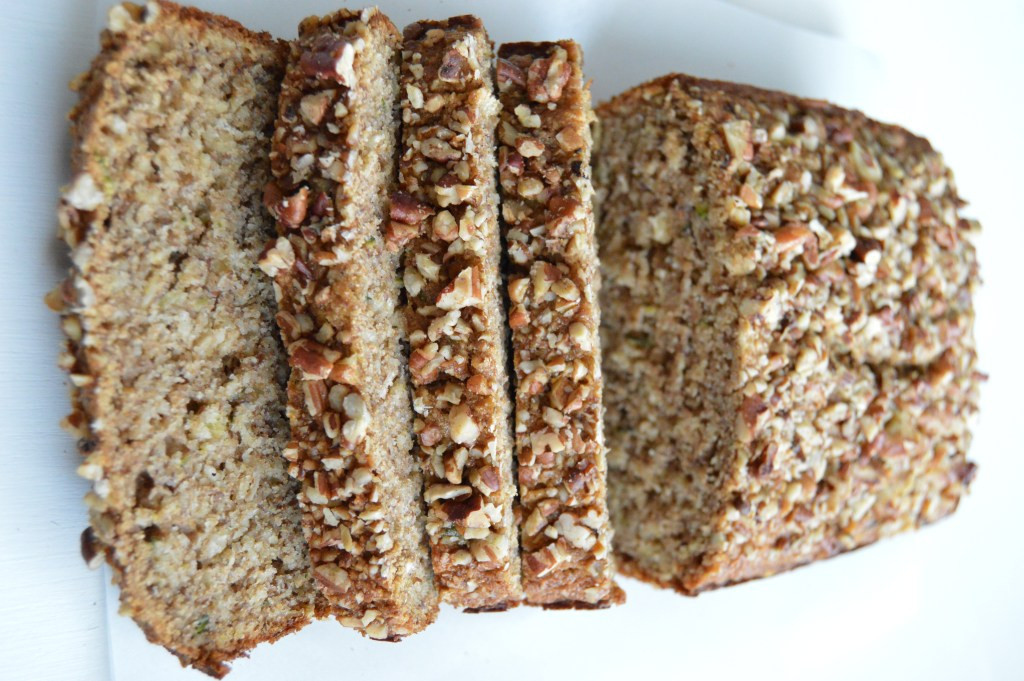 Healthy Nut Bread Recipe  Healthy Zucchini Banana Nut Bread