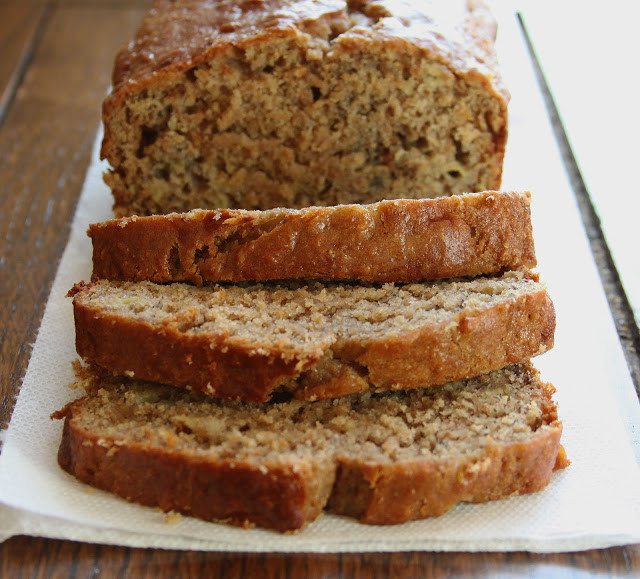 Healthy Nut Bread Recipe  High Protein Health Nut Banana Bread Espresso and