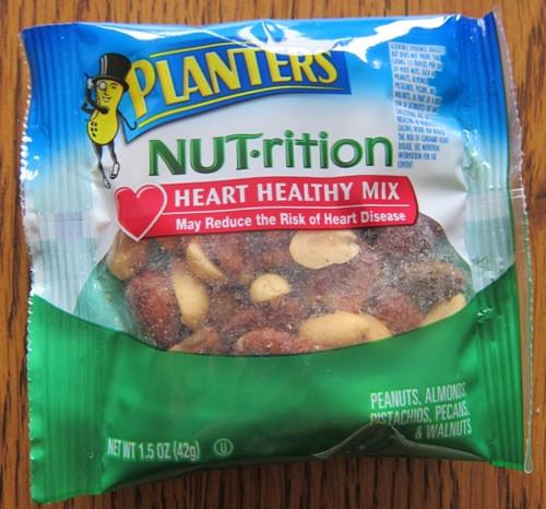 Healthy Nut Free Snacks  Planters Nuts Snacks Heart Healthy Mix – Melanie Cooks