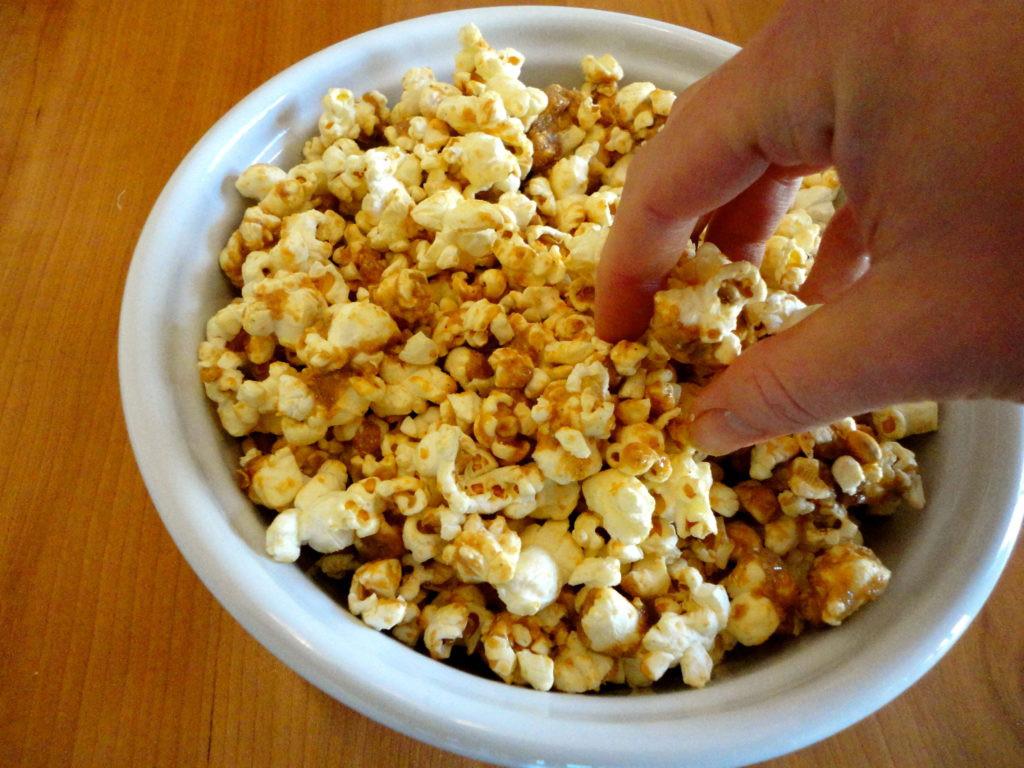 Healthy Nut Free Snacks  How To Snack Healthy Vanilla Cinnamon Peanut Butter