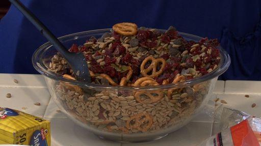 Healthy Nut Free Snacks  How to Make Healthy Snacks – Nut Free Trail Mix