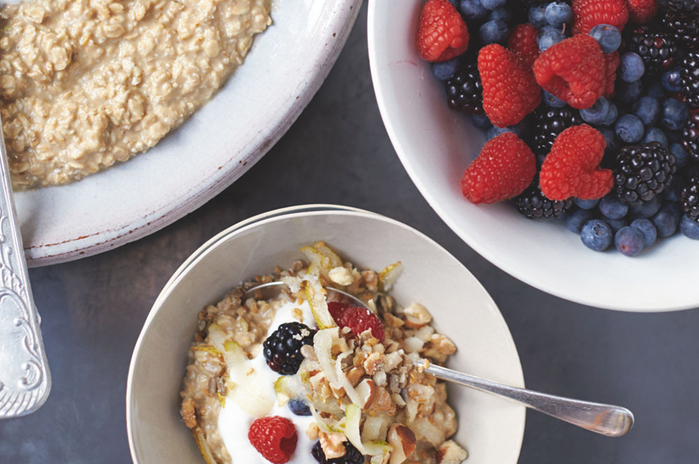 Healthy Nutritious Breakfast  6 healthy breakfasts worth ting up for Jamie Oliver