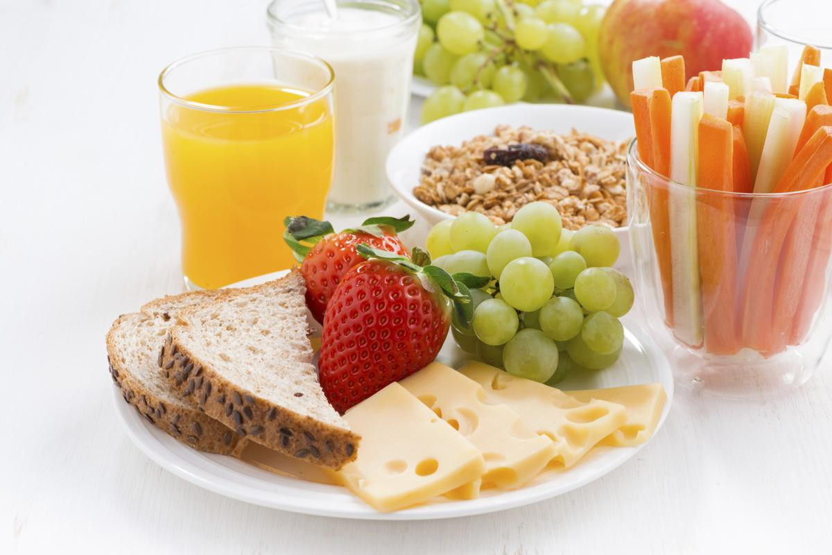 Healthy Nutritious Breakfast  The Vital Importance of Breakfast ALL Students Should Be