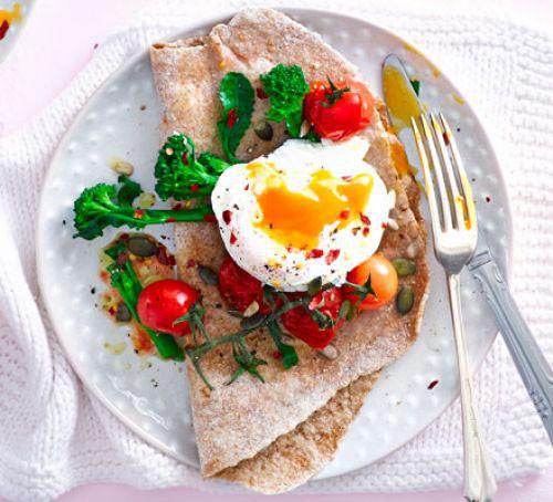 Healthy Nutritious Breakfast  Healthy breakfast
