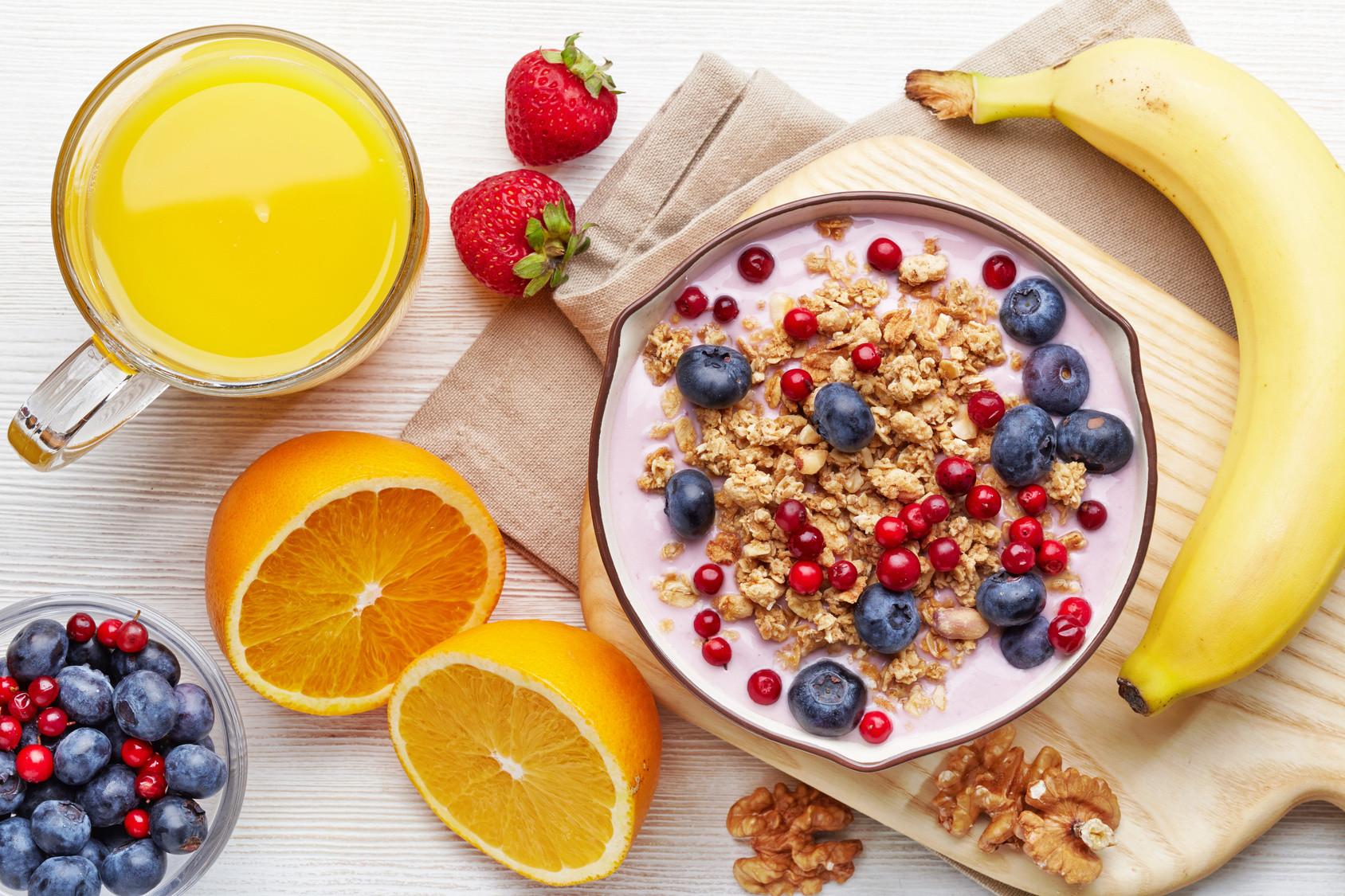 Healthy Nutritious Breakfast  Easy And Healthy Breakfast Ideas