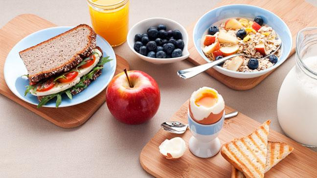 Healthy Nutritious Breakfast  Healthy breakfast foods Nutritious and quick breakfast