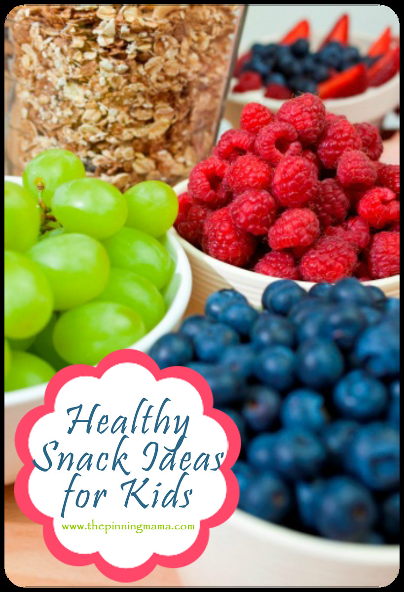 Healthy Nutritious Snacks  Easy Healthy Toddler Snacks with a Printable