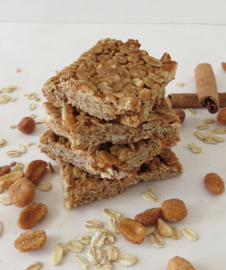 Healthy Oat Snacks  17 Best images about LEAP Oat Recipes on Pinterest