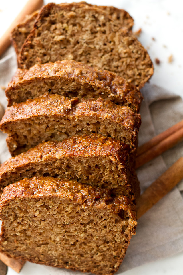 Healthy Oatmeal Bread Recipe  15 Easy & Healthy Apple Recipes