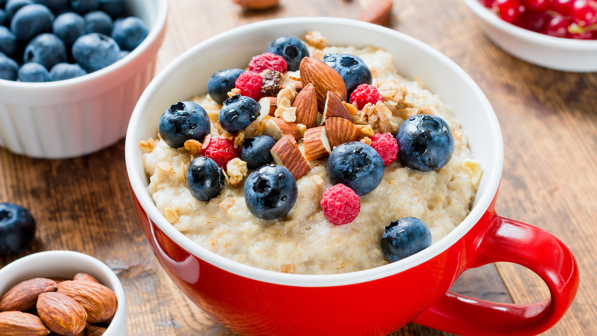 Healthy Oatmeal Breakfast  Top 5 Oats Benefits And Why To Eat Them Regularly Fitneass
