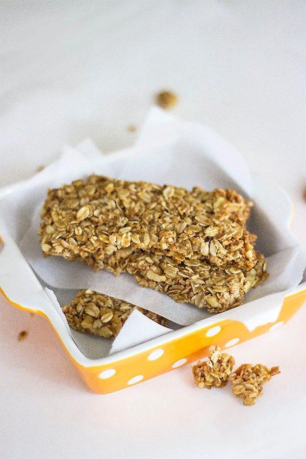 Healthy Oatmeal Breakfast Bars  Healthy Oatmeal Breakfast Bars – Natural Sweet Recipes