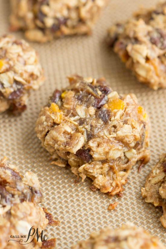 Healthy Oatmeal Breakfast Cookies  Healthy Oatmeal Date Breakfast Cookies Call Me PMc