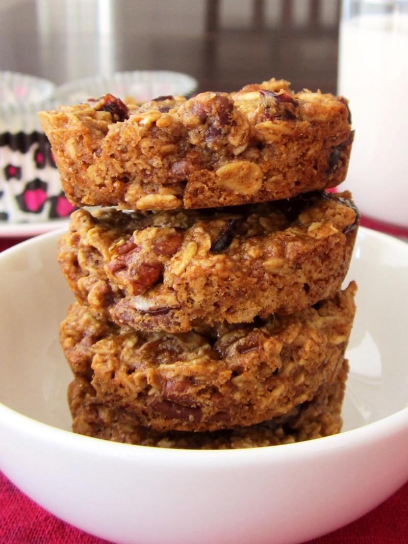Healthy Oatmeal Breakfast  Healthy Oatmeal Breakfast Cookies Go Dairy Free
