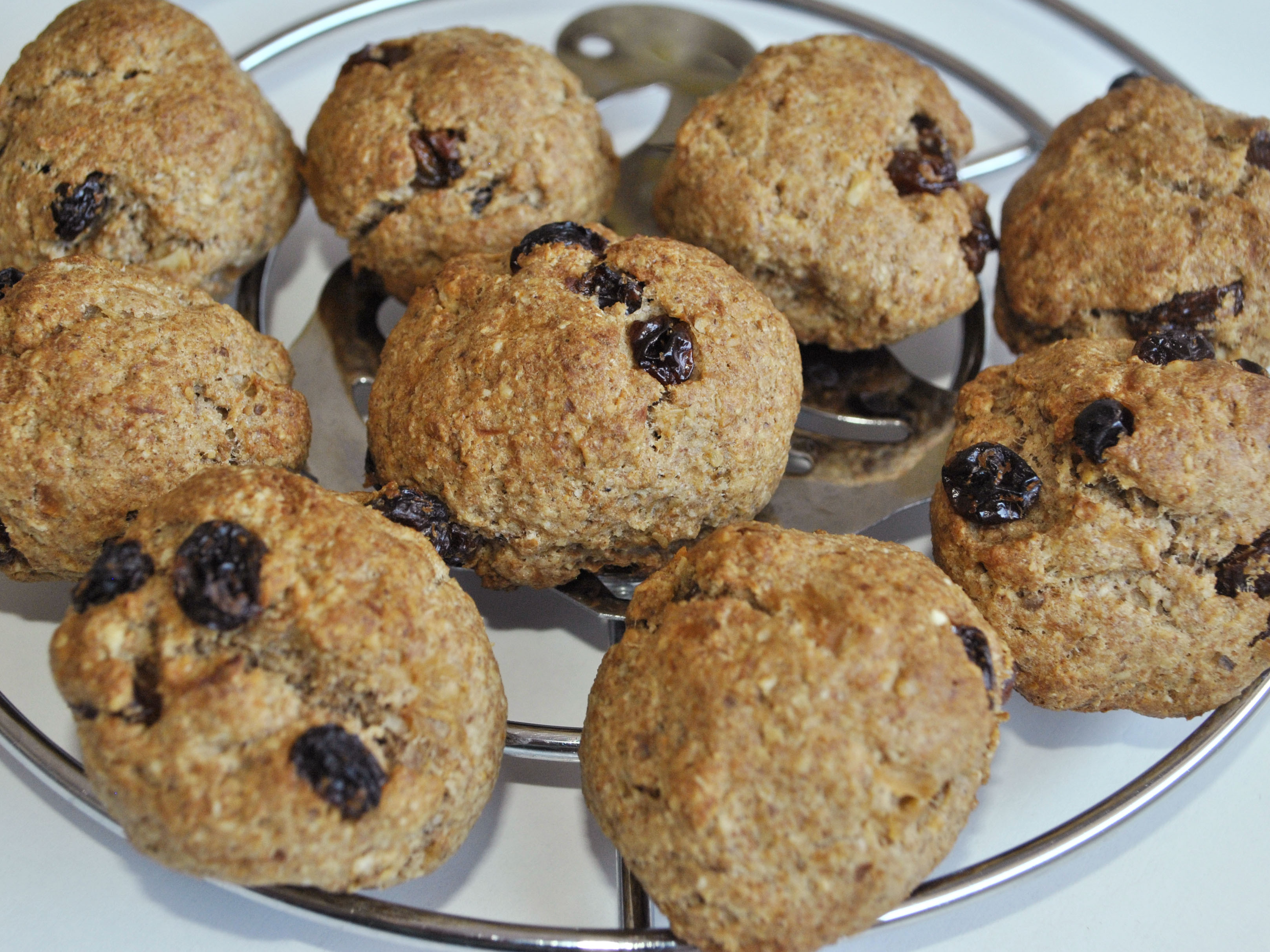 Healthy Oatmeal Chocolate Chip Cookies  How to Make Healthy Oatmeal Chocolate Chip Cookies 10 Steps