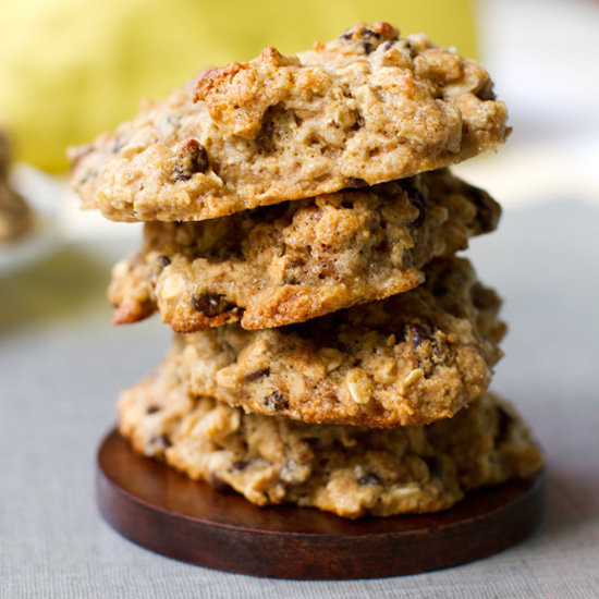 Healthy Oatmeal Chocolate Chip Cookies Applesauce  How to Substitute Applesauce For Butter and Eggs