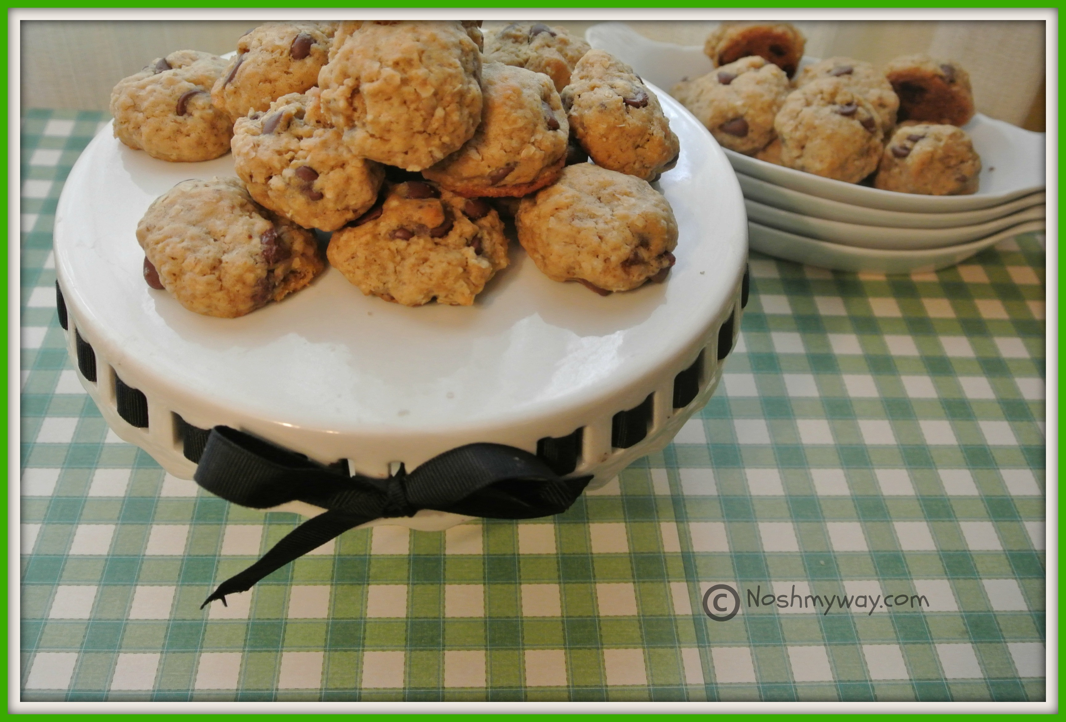 Healthy Oatmeal Chocolate Chip Cookies Recipe  Healthy Oatmeal Chocolate Chip Cookies