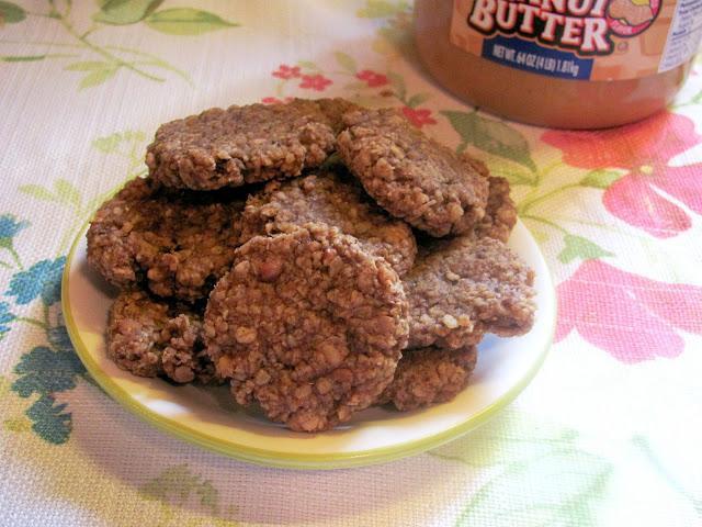 Healthy Oatmeal Cookies No Flour  Healthy Peanut Butter Oatmeal Cookies No Flour Paperblog