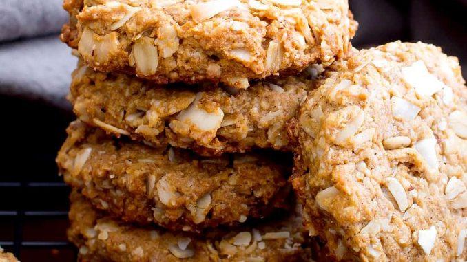 Healthy Oatmeal Cookies No Flour  Healthy oatmeal cookies no flour about health