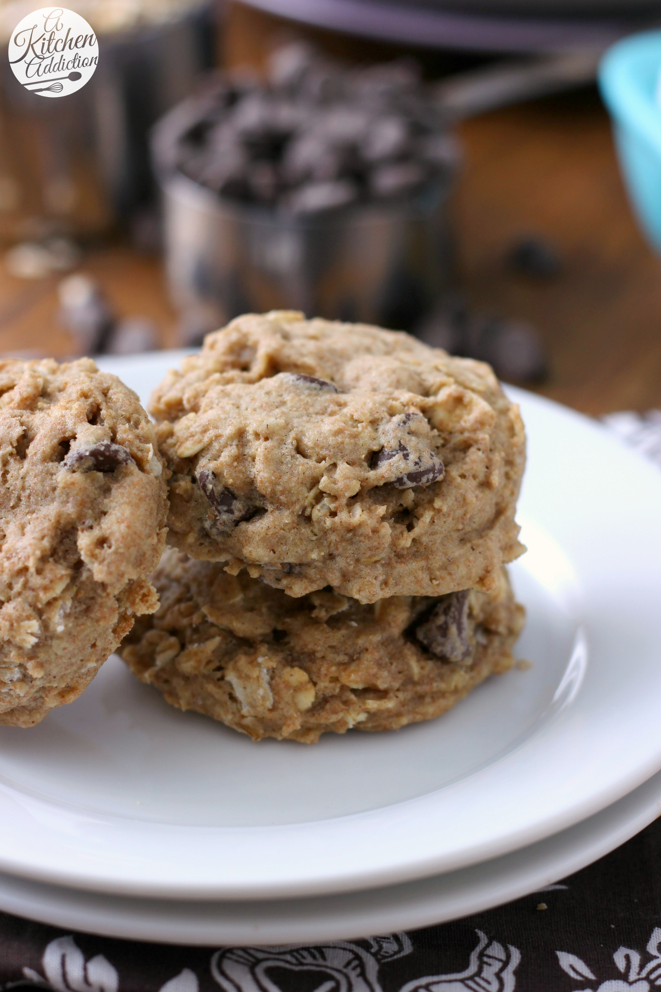 Healthy Oatmeal Cookies With Coconut Oil  coconut oil cookies healthy