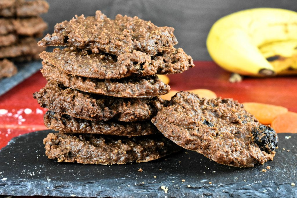 Healthy Oatmeal Cookies Without Sugar  Healthy Banana Oatmeal Cookies Without Sugar