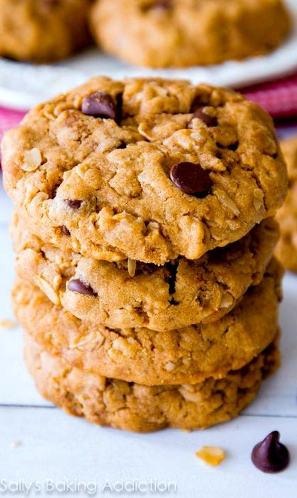 Healthy Oatmeal Cookies Without Sugar  Oatmeal cookie recipe without granulated sugar