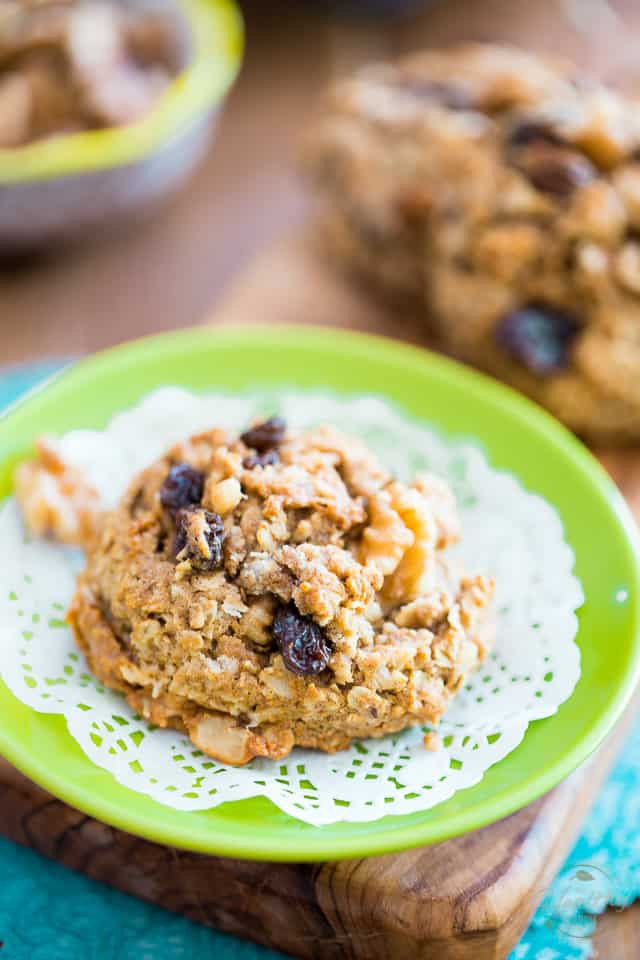 Healthy Oatmeal Cookies Without Sugar  Healthier Oatmeal Cookies • The Healthy Foo
