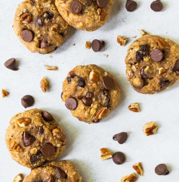 Healthy Oatmeal Cookies Without Sugar  Healthy Oatmeal Cookies with Applesauce