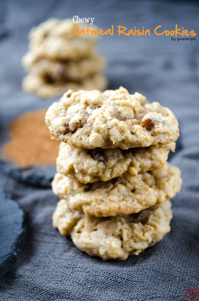 Healthy Oatmeal Cookies Without Sugar  10 Best Chewy Oatmeal Raisin Cookies Without Brown Sugar
