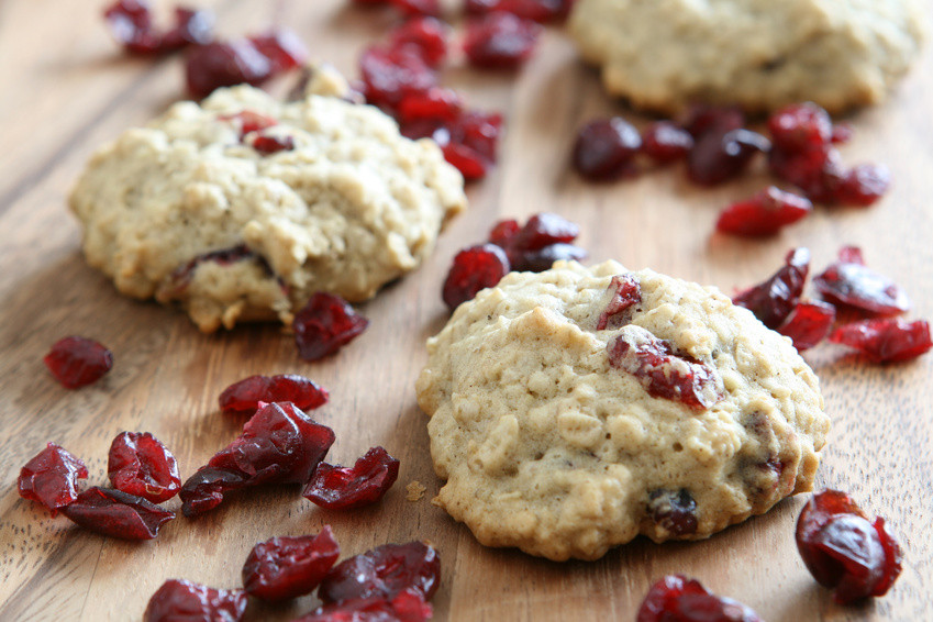 Healthy Oatmeal Cranberry Cookies 20 Best Ideas Healthy Cranberry Oatmeal Cookies
