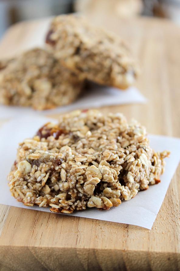 Healthy Oatmeal Date Cookies  Oatmeal Date Cookies The Lean Clean Eating Machine