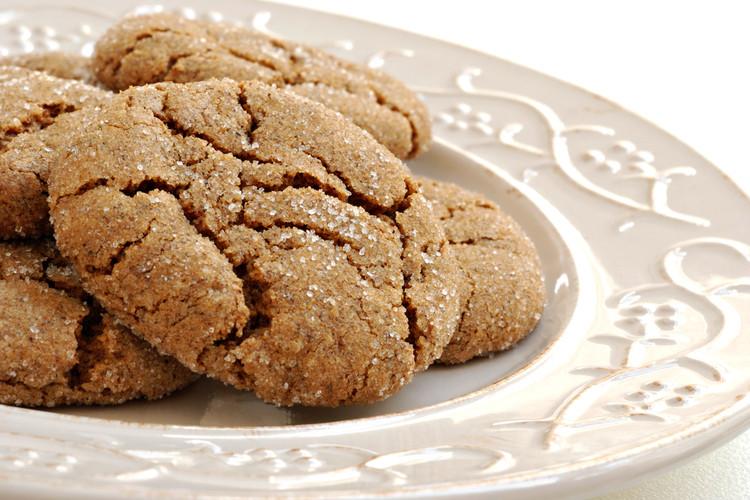 Healthy Oatmeal Molasses Cookies  Molasses and Honey Oatmeal Cookies