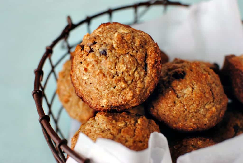 Healthy Oatmeal Muffins Applesauce  Applesauce Oatmeal Muffins Pass The Sushi