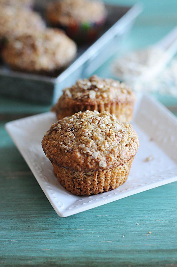 Healthy Oatmeal Muffins Applesauce  17 Best ideas about Applesauce Oatmeal Muffins on