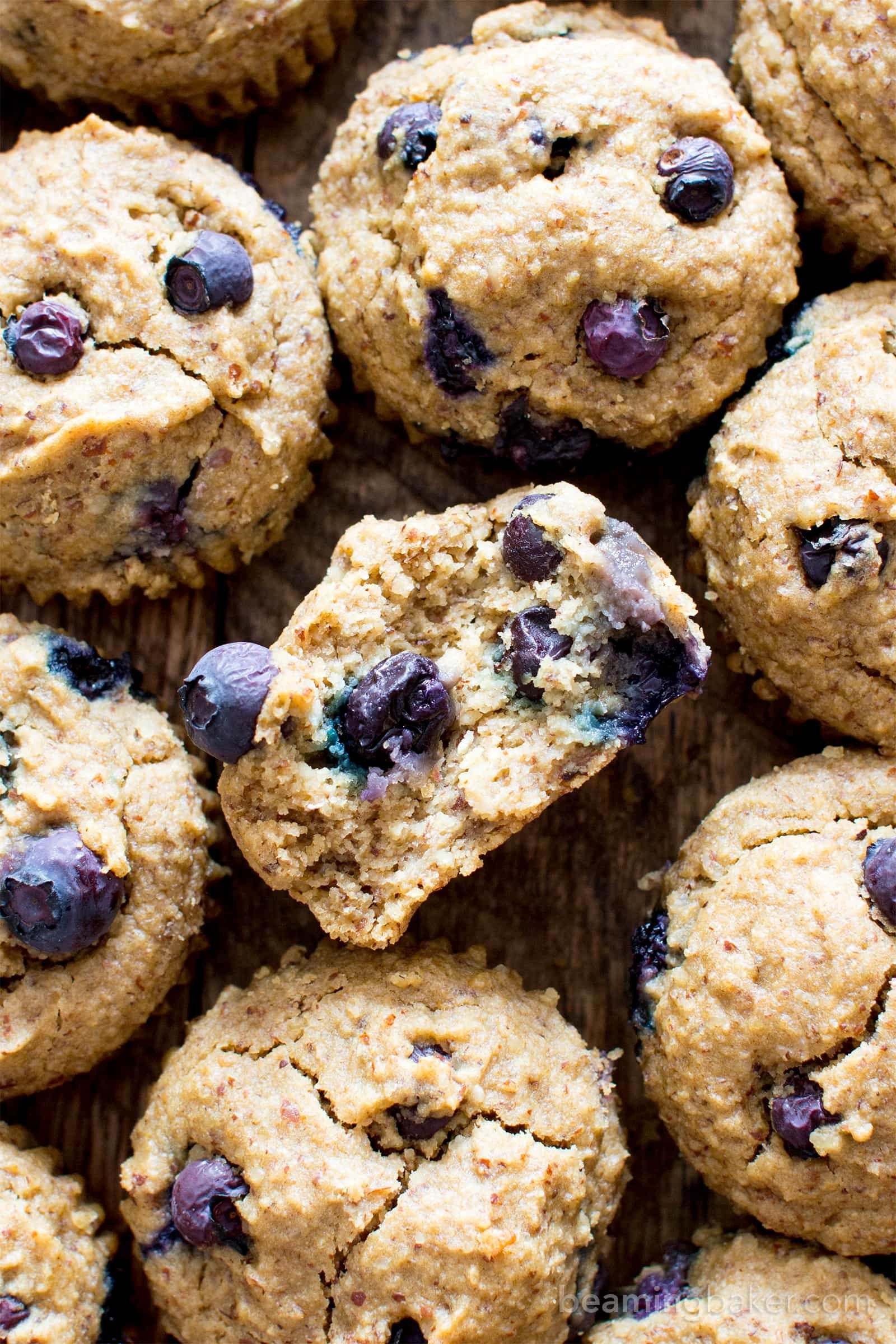 Healthy Oatmeal Muffins Applesauce  blueberry muffins applesauce oatmeal