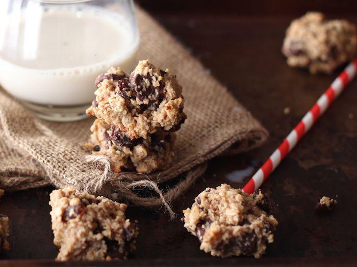 Healthy Oatmeal Raisin Chocolate Chip Cookies  Gluten Free Oatmeal Cookies Connoisseurus Veg