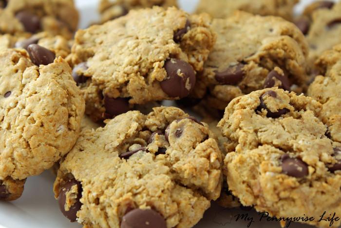 Healthy Oatmeal Raisin Chocolate Chip Cookies  heart healthy oatmeal chocolate chip cookies recipes