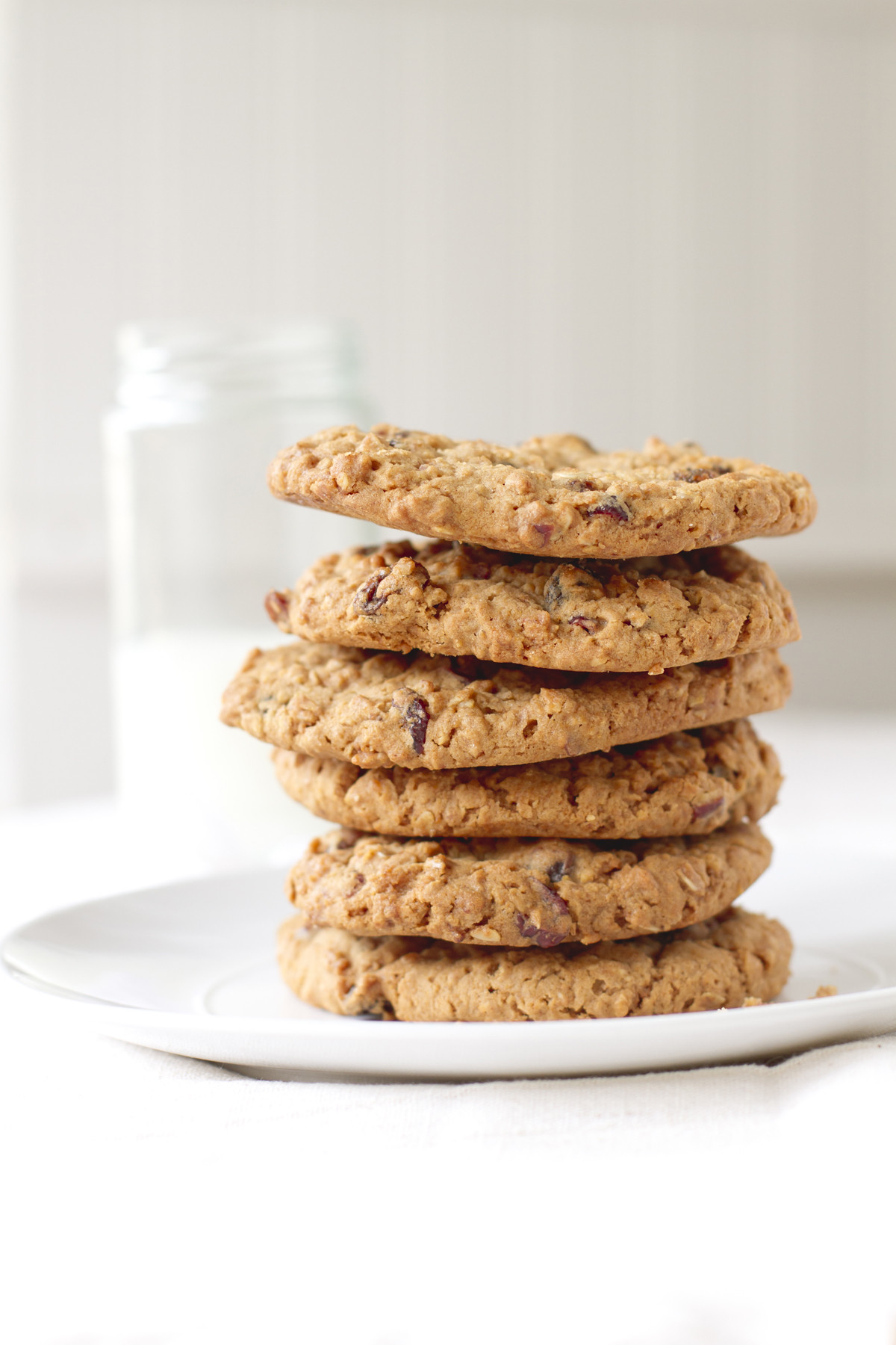 Healthy Oatmeal Raisin Cookies Applesauce  Applesauce Oatmeal Raisin Cookies