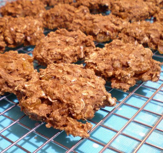 Healthy Oatmeal Raisin Cookies Applesauce  Healthy Oatmeal Raisin Cookies Recipe Food