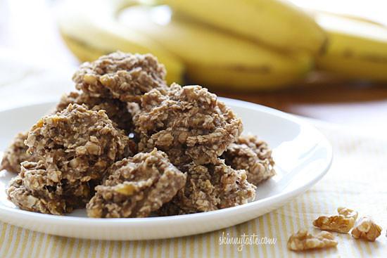 Healthy Oatmeal Walnut Cookies  Healthy Cookies