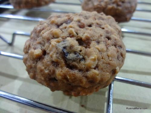 Healthy Oatmeal Walnut Cookies  Kusina Maria Pastries at the Kadayawan 2014 Bazaar