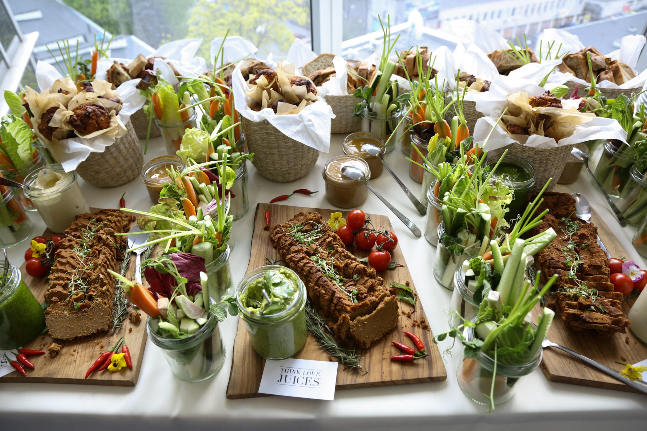 Healthy Office Breakfast 20 Ideas for Burohappold Hosts 'healthy Fice' Business Breakfast