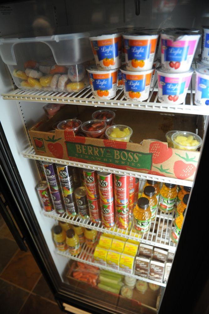 Healthy Office Snacks  de bureau de Veterans United Home Loans Healthy