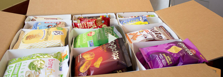Healthy Office Snacks Delivered  fice Healthy Snack Delivery Service